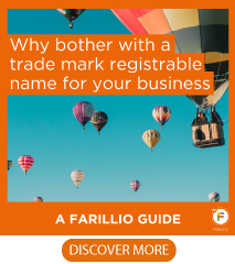 Why bother to get a trade mark registrable name for your business?