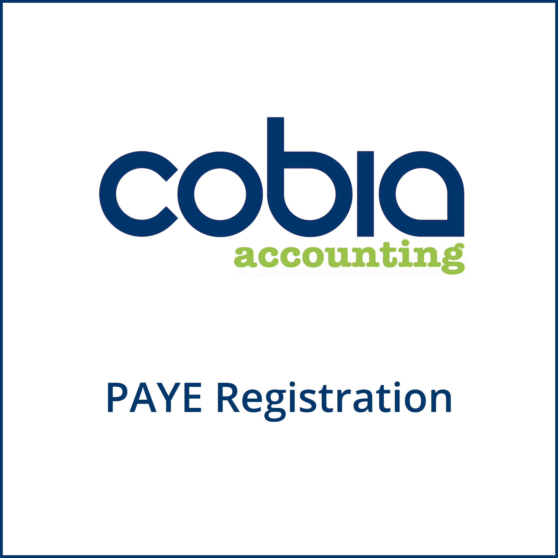 PAYE Registration